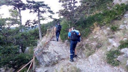 В течение выходных дней, в результате четырех проведенных поисково – спасательных работ спасены 6 человек